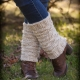 FOREST WALK LADIES LEGWARMERS/ BOOT TOPPERS