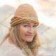 Loom Knit Cloche Hat Pattern