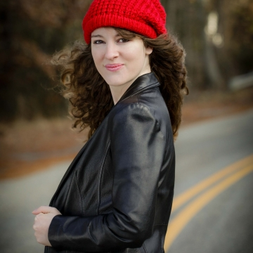 Perfect Red Slouchy Hat